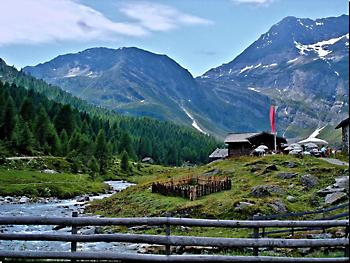 Kruidenvakantie in Zuid Tirol
